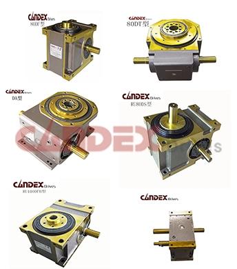 凸轮分割器型号